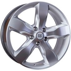 WSP Italy JEEP W3802 GIOVE HYPER ANTHRACITE R20 W8 PCD5x127 ET56,4 DIA71,6