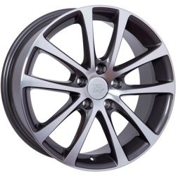 VOLKSWAGEN W454 EOS Riace ANTHRACITE POLISHED