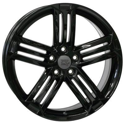 VOLKSWAGEN W464 NISIDA GOLF R GLOSSY BLACK