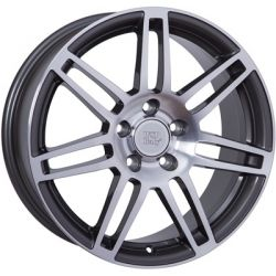 AUDI W557 S8 COSMA TWO ANTHRACITE POLISHED