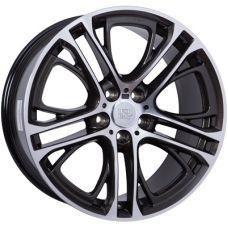 WSP Italy BMW W677 X3 XENIA DIAMOND BLACK POLISHED R19 W9 PCD5x120 ET41 DIA72,6