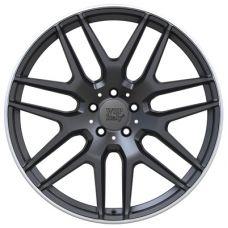 WSP Italy MERCEDES W778 ERIS DULL BLACK R POLISHED R21 W9,5 PCD5x112 ET30 DIA66,6