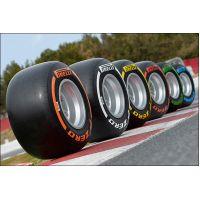 Новые шины для Формулы 3 от Pirelli